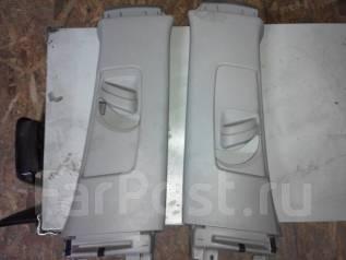 Накладка на стойку. Toyota Corolla, ADE150, NDE150, NRE150, ZZE150