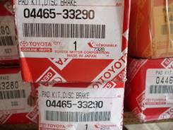 Колодки тормозные. Toyota Camry, ACV36, MCV36 Двигатели: 1MZFE, 2AZFE