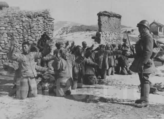 Военная Медаль почета, участника Китайского Инцидента, 1939г., Япония