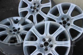 Продаю комплект литья R18. Made in Italy. Б/п по РФ. 8.0x18, 5x100.00, ET49, ЦО 60,0мм.