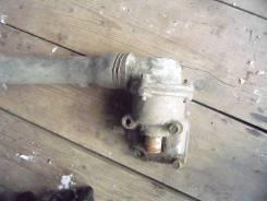 Корпус термостата. Mitsubishi FK Mitsubishi Fuso, FK Двигатель 6D15