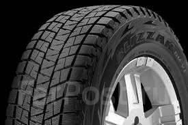 Bridgestone Blizzak DM-V1. Зимние, без износа, 4 шт. Под заказ