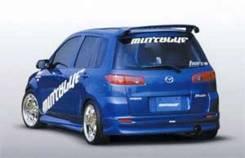 Обвес кузова аэродинамический. Mazda Demio, DY3R, DY5W, DY3W, DY5R