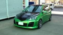 Бампер Autoexe на Mazda Demio DY (2002-2005)