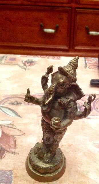 Продаю старинную статуетку Будды из Камбоджи. Оригинал