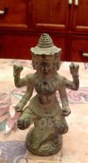 Продам старинную статуетку из Камбоджи. Оригинал
