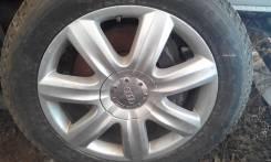 Литьё с резиной комплект 255-55-19. Audi Q7