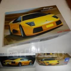Сборная модель Lamborghini Murushierago! Япония!