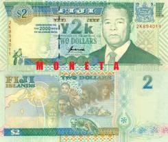 Доллар Фиджи.
