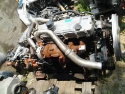 Головка блока цилиндров. Mitsubishi Fuso Двигатель 6M60