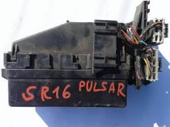 Блок предохранителей. Nissan Pulsar Двигатель SR16VE