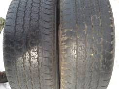 Bridgestone Dueler H/T. Летние, 2003 год, износ: 30%, 2 шт