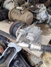 Компрессор кондиционера. Toyota Ipsum Двигатели: 3SFE, 3S