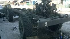 Задняя часть автомобиля. Урал 4320 ЗИЛ 131