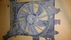 Вентилятор охлаждения радиатора. Renault Duster