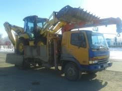 Перевозка тракторов. Услуги крана-манипулятора-эвакуатора-автовышки