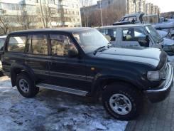 Дверь боковая. Toyota Land Cruiser, HDJ81V, HDJ81 Двигатель 1HDT
