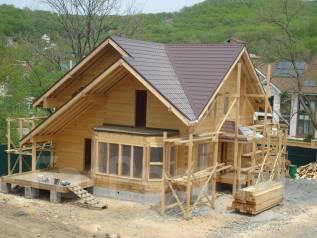 Строим брусовые дома по оригинальной технологии!