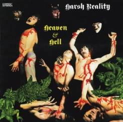 "CD Harsh Reality ""Heaven and hell"" 1969 England"