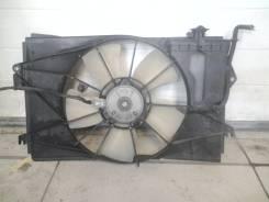Дефлектор радиатора. Toyota Corolla, 121124 Двигатели: 1ZZFE, 1ZZFBE, 1ZZ