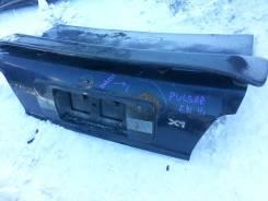 Крышка багажника. Nissan Pulsar, EN14 Двигатель GA16DE