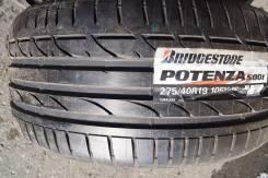 Bridgestone Potenza S001. Летние, 2015 год, без износа, 4 шт
