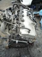 Двигатель в сборе. Mitsubishi Delica, PA4W Двигатели: 4G64, 4G64MPI