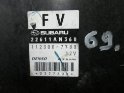 Блок управления двс. Subaru Legacy B4, BL9 Subaru Legacy, BP9, BL9 Двигатели: EJ25, EJ253