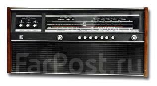"""Ретро Радиола """"Сириус-311"""" - Раритет, 1974 г. Оригинал"""