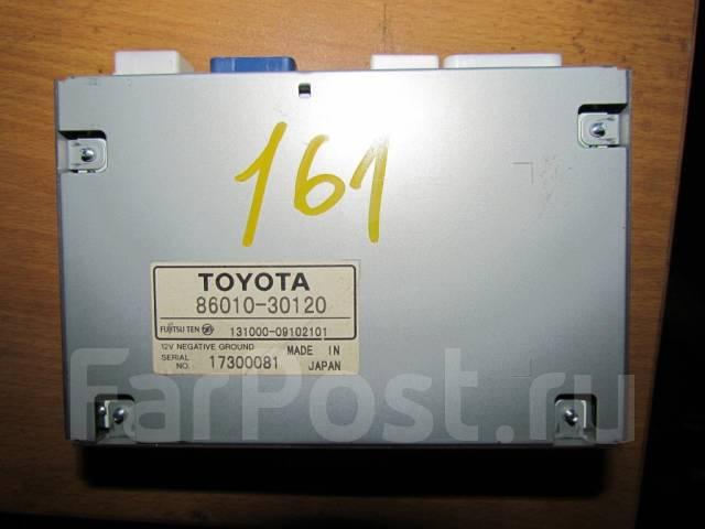 Телевизор салонный. Toyota Aristo, JZS160, JZS161 Lexus GS300, JZS160 Двигатели: 2JZGE, 2JZGTE