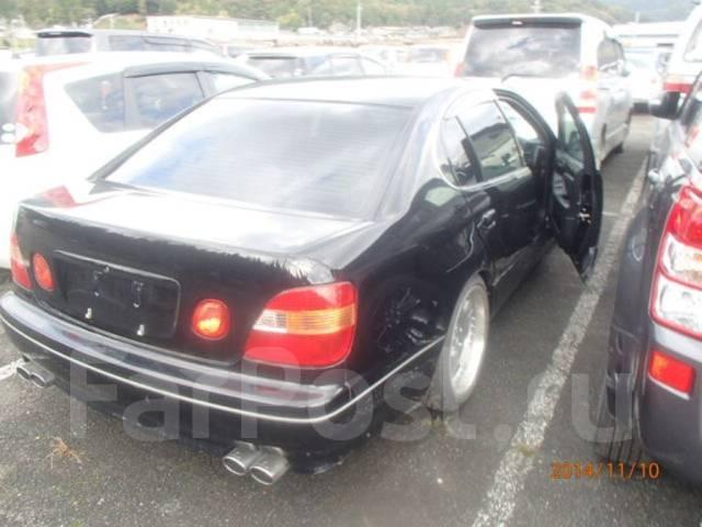 Телевизор салонный. Lexus GS300, JZS160 Toyota Aristo, JZS161, JZS160 Двигатели: 2JZGE, 2JZGTE