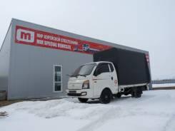 Hyundai Porter II. + тент + апарель, 2 497 куб. см., 1 200 кг.