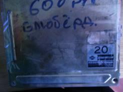 Блок управления двс. Nissan Bluebird, U11 Двигатель CA18E
