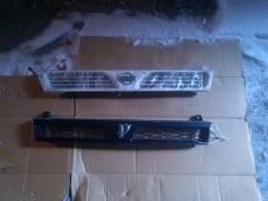 Решетка радиатора. Nissan Pulsar, FN14 Двигатель GA15DS