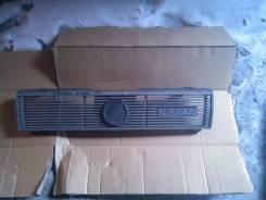 Решетка радиатора. Nissan Sunny, B12 Двигатель E13S