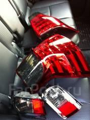 Стоп-сигнал. Toyota Land Cruiser Prado, GDJ150, GDJ150L, GDJ150W, GRJ150, GRJ150L, GRJ150W, KDJ150, KDJ150L, LJ150, TRJ150, TRJ150L, TRJ150W