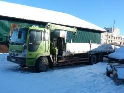Hino Ranger. Продается грузовик , 19 688 куб. см., 10 000 кг., 12 м.