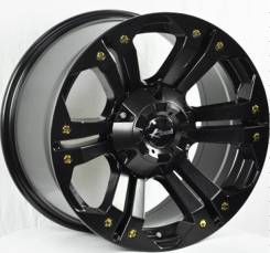 K-Speed. 8.5/8.5x18, 6x139.70, 5x150.00, ET30/10, ЦО 110,5мм. Под заказ