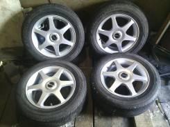 Dunlop. 6.5x15, 5x100.00, 5x114.30, ET48