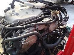 Двигатель в сборе. Nissan Skyline, CPV35 Двигатель VQ35DE