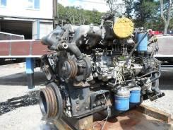 Двигатель в сборе. Hyundai Super Aerocity Hyundai County Hyundai Aero Двигатель D6AV