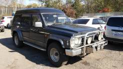 Nissan Safari. WGY60, TB42