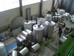 Изготовление и ремонт резервуаров