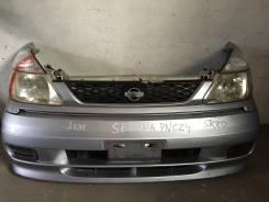 Жесткость бампера. Nissan Serena, PC24 Двигатель SR20DE