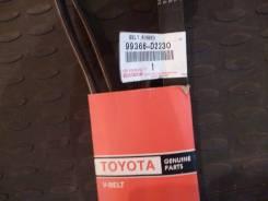 Ремень генератора. Toyota Land Cruiser, UZJ200, UZJ200W Toyota Soarer, UZZ40 Toyota Sequoia, UCK60, UCK60L, UCK65, UCK65L Toyota Tundra, UCK50, UCK51...