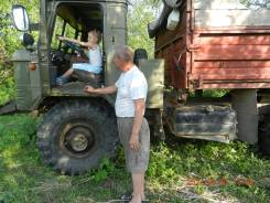ГАЗ 66-31. Газ-66, 4 000куб. см., 3 500кг., 4x4