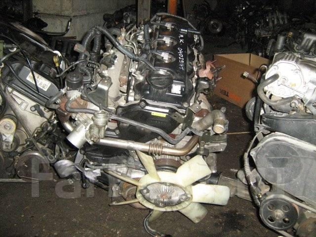 Двигатель YD25DDTI 174 л. с для Nissan