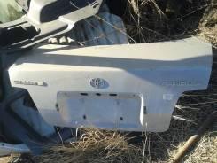 Крышка багажника. Toyota Corolla, 110 Двигатель 5AFE