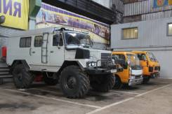 "ГАЗ 3308 Садко. Вездеход на базе ГАЗ-3308 ""Садко"", 4 750 куб. см."