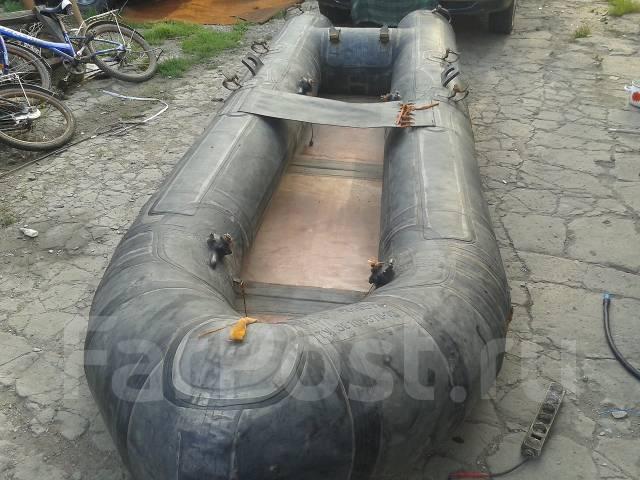 Армейская надувная лодка нл8